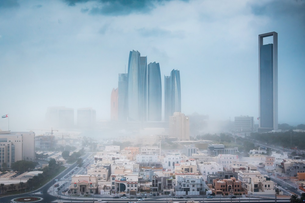 Research into the Atmospheric Aerosols over the UAE Shows Dust Levels Decreasing