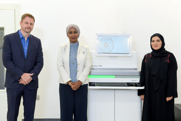 Khalifa University Researchers Complete Reference Genome Study for the UAE