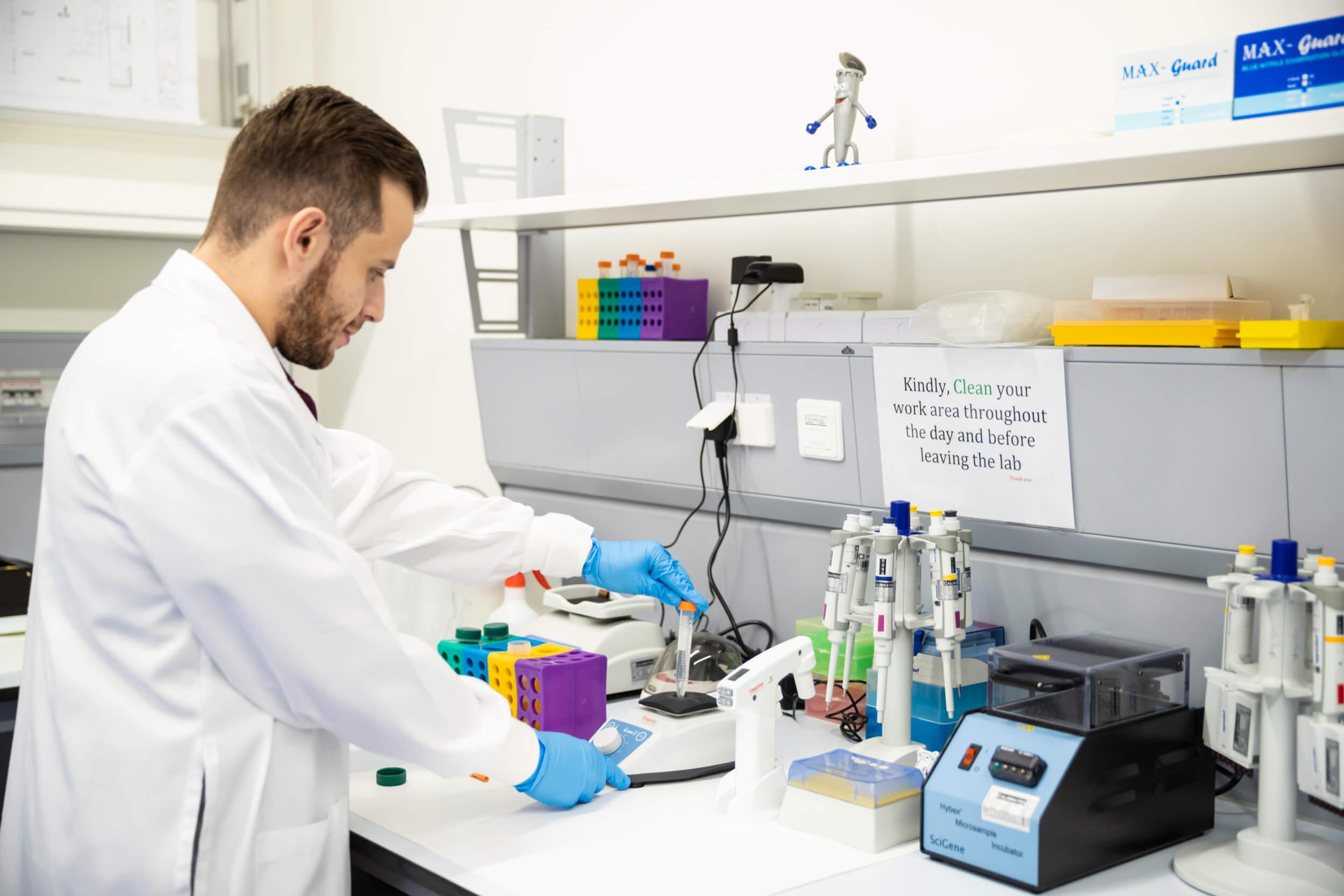 Center for Biotechnology