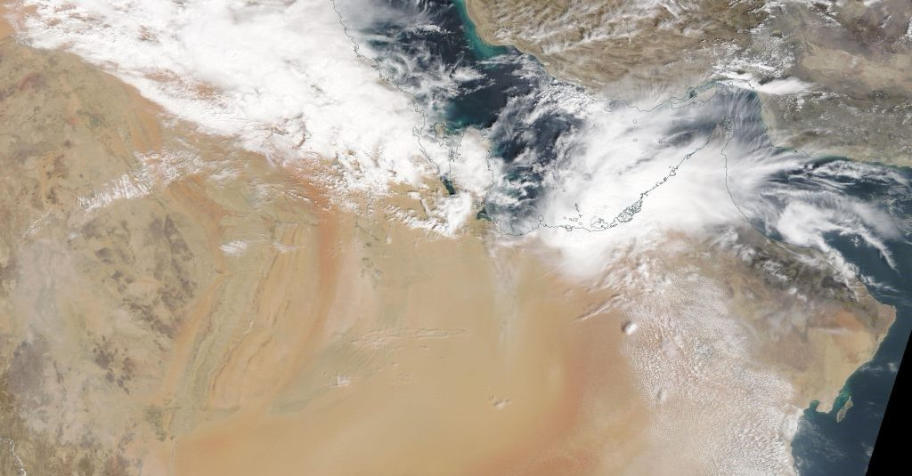 More UAE Rain in the Springtime as Climate Change Impacts Local Weather Patterns